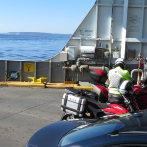 Washington State Ferries - Puget Sound