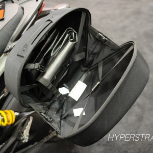 Hyperstrada Luggage System